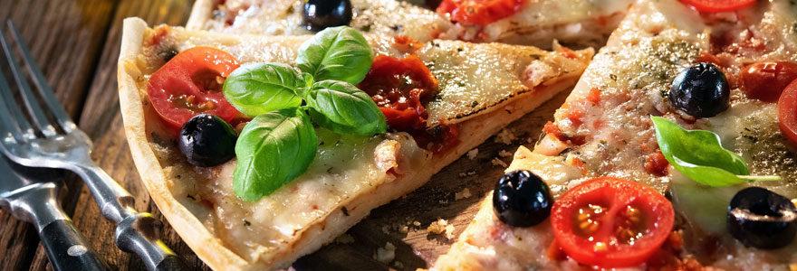 Les meilleures pizzas