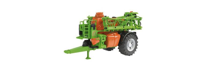 miniatures de machines agricoles